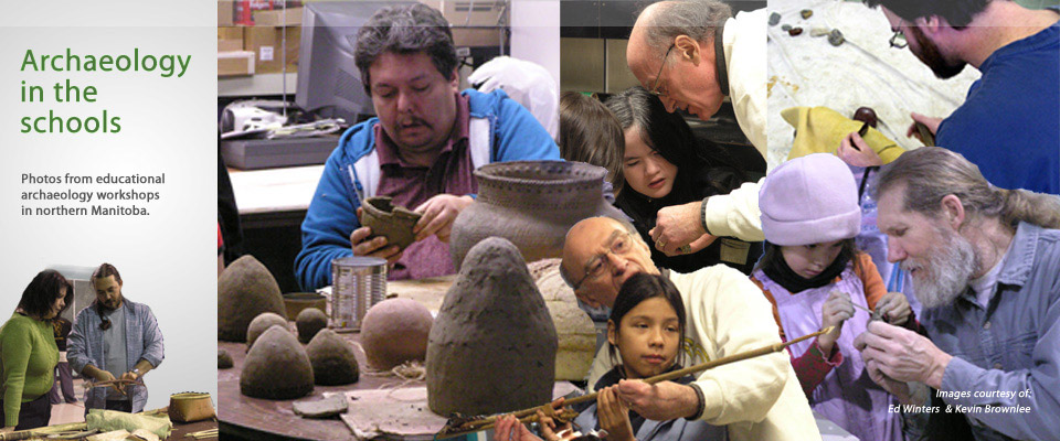 Archaeology in the Schools